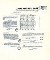 Linde and Hill Park, King County 1945 Vols 1 and 2